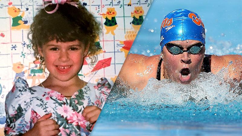 Elizabeth Beisel, Olympic Swimmer