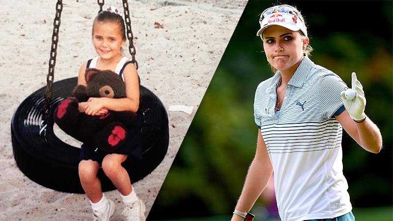 Lexi Thompson, pro golfer