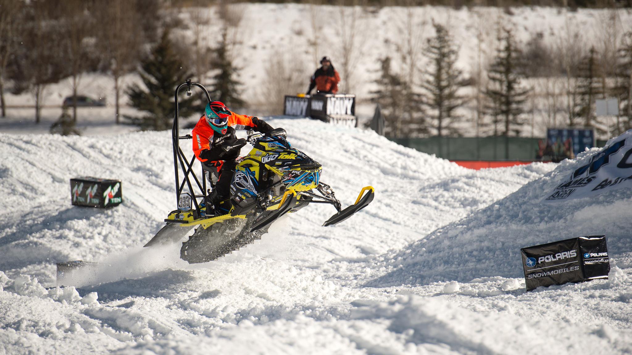 Snowmobile SnoCross Adaptive