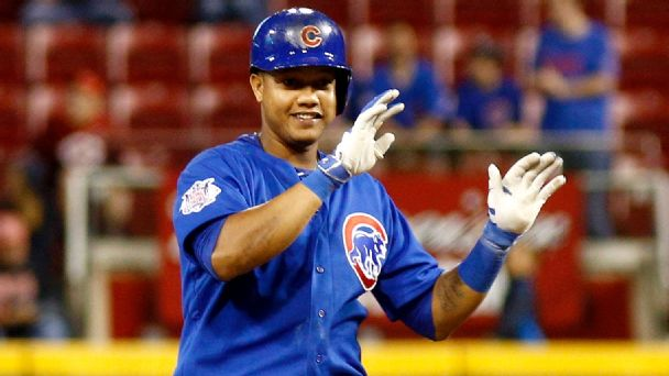 Chicago's Starlin Castro