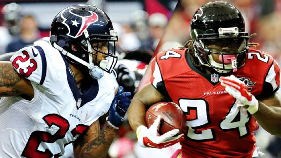 Week 4 fantasy winners and losers: Freeman impresses again, Foster falls flat