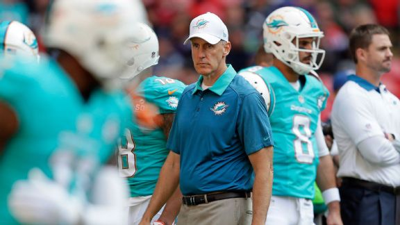 Dolphins must make changes after another abysmal loss