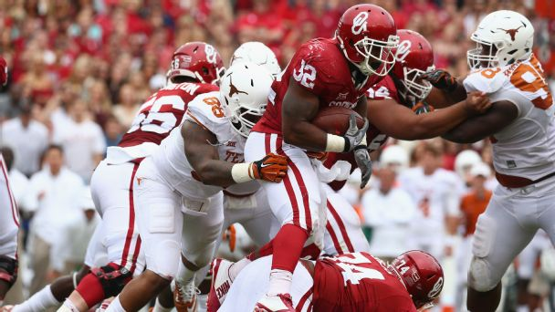 Follow live: Texas looking to finish off upset of OU
