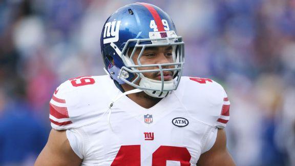 nfl New York Giants Nikita Whitlock GAME Jerseys