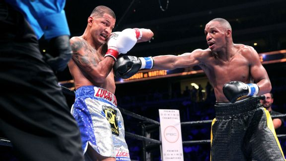 Aron Martinez vs. Devon Alexander