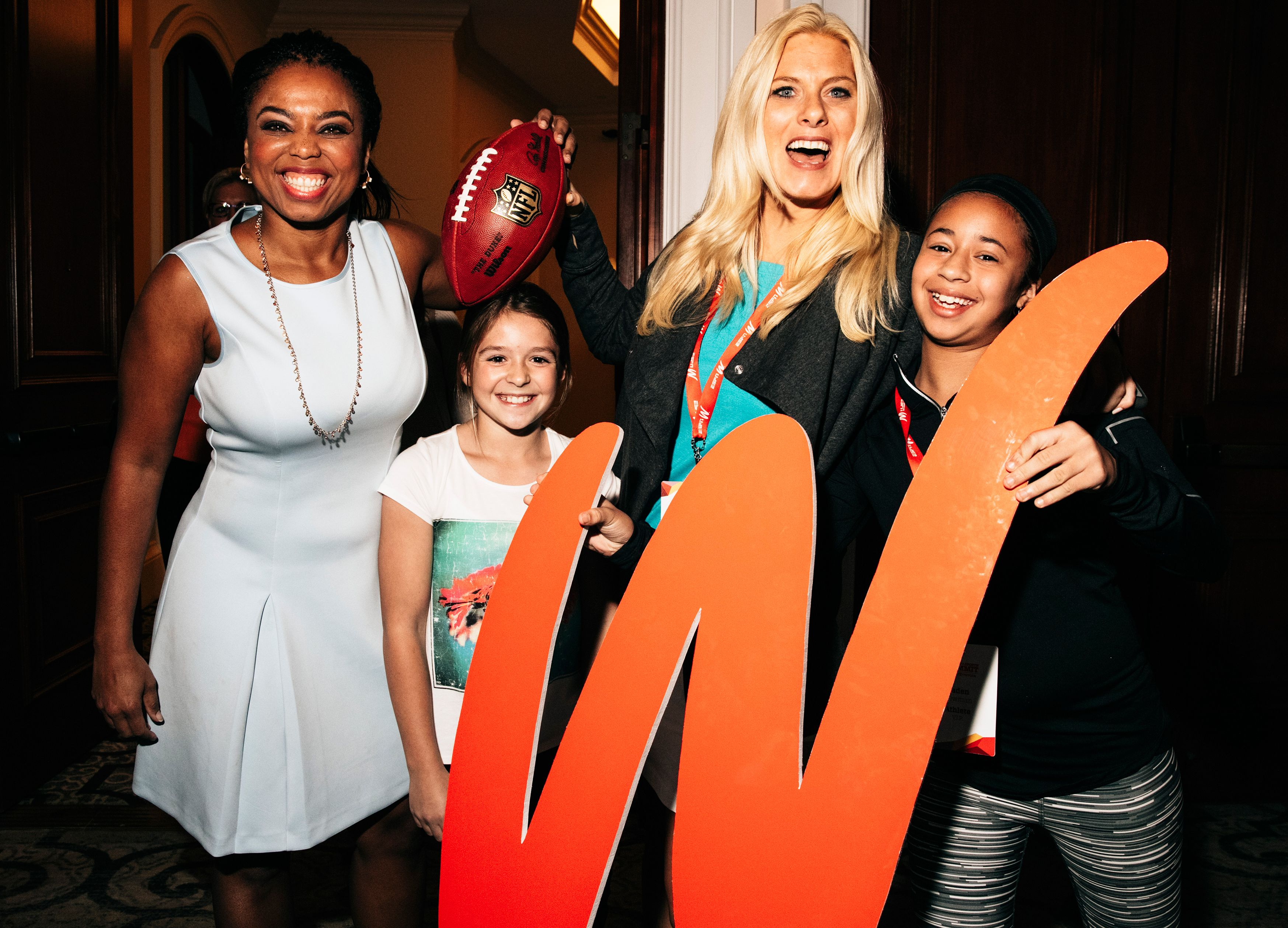 espnW: Women  Sports Summit: Sam Gordon and friends