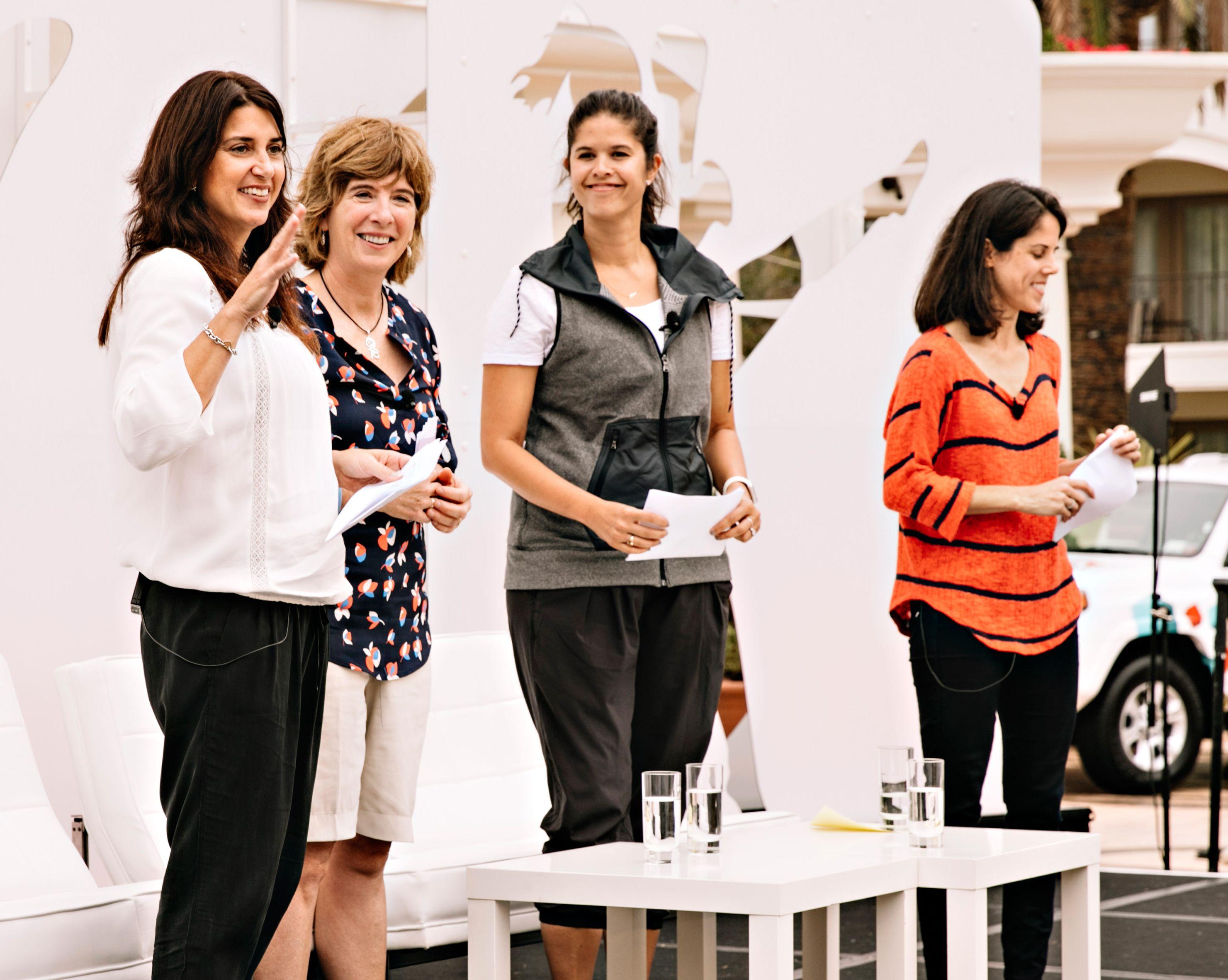 espnW: Women  Sports Summit: Action plan