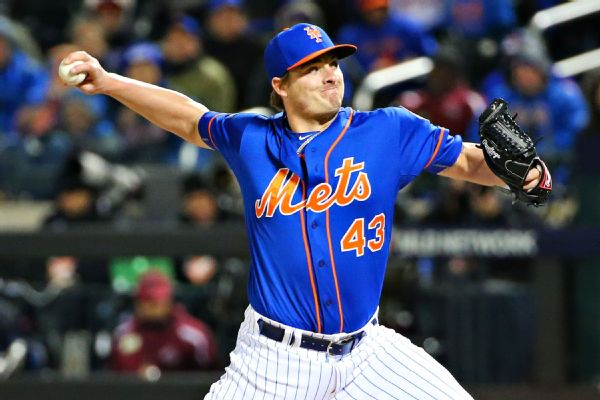 Red Sox acquire Addison Reed from Mets for 3 relief prospects
