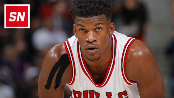 Jimmy Butler - The Chicago Bulls' Jimmy Butler Reportedly Took Out His Car's