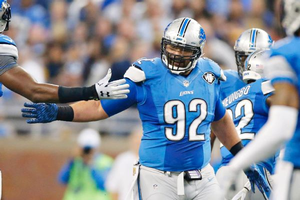 Haloti Ngata Reportedly to Sign Eagles Contract After 3 Seasons with Lions