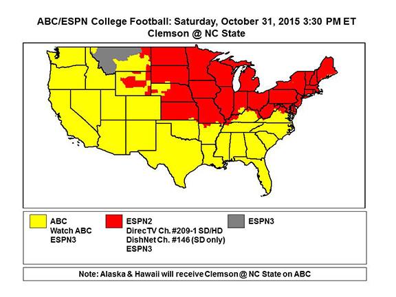 espn college football schedule 2015 american college football