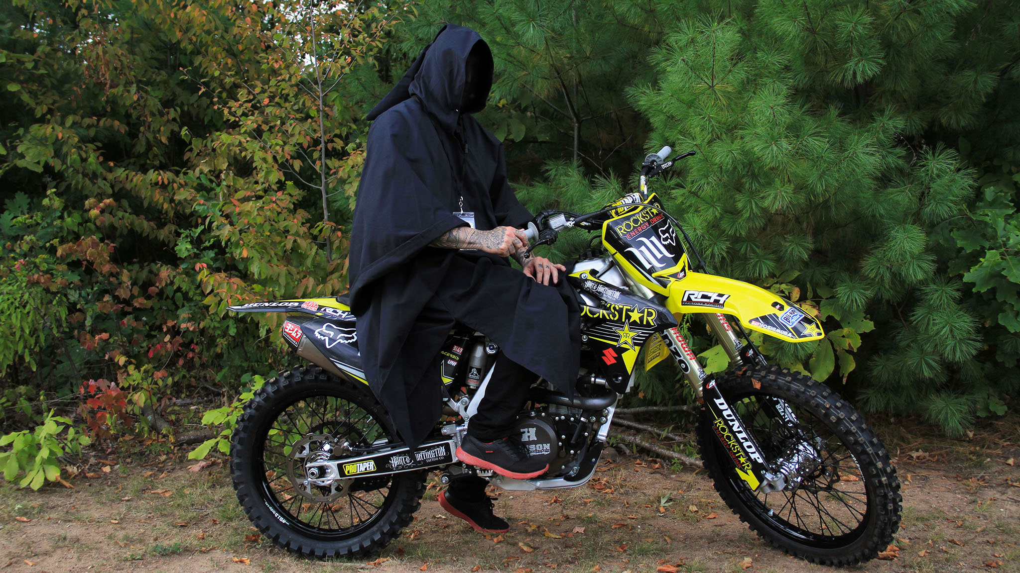 The grim reaper of FMX