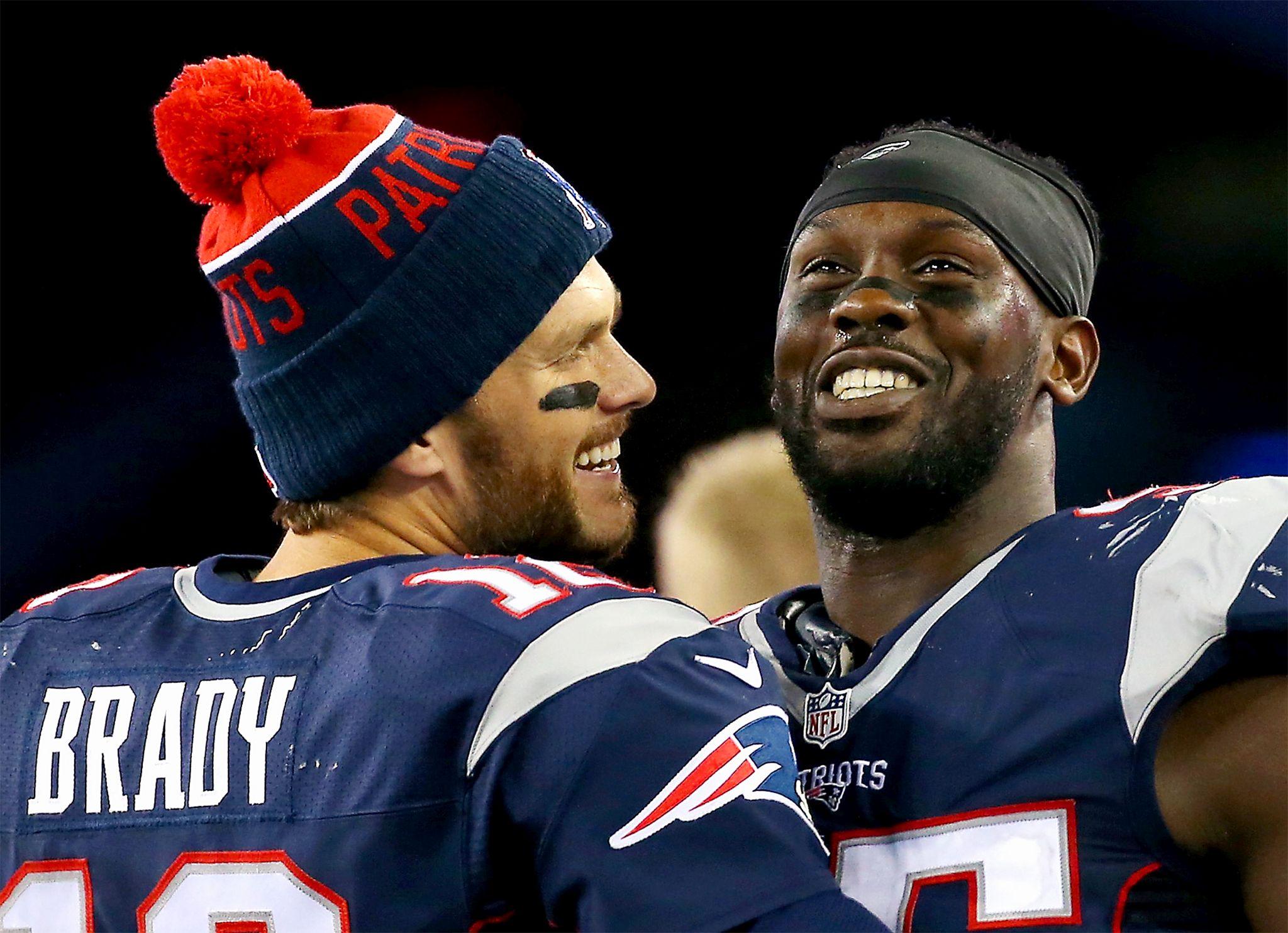 Tom Brady Chandler Jones s Dolphins vs Patriots ESPN