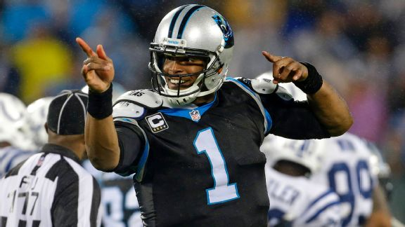 Panthers' Cam Newton has become the NFL's best fourth-quarter quarterback