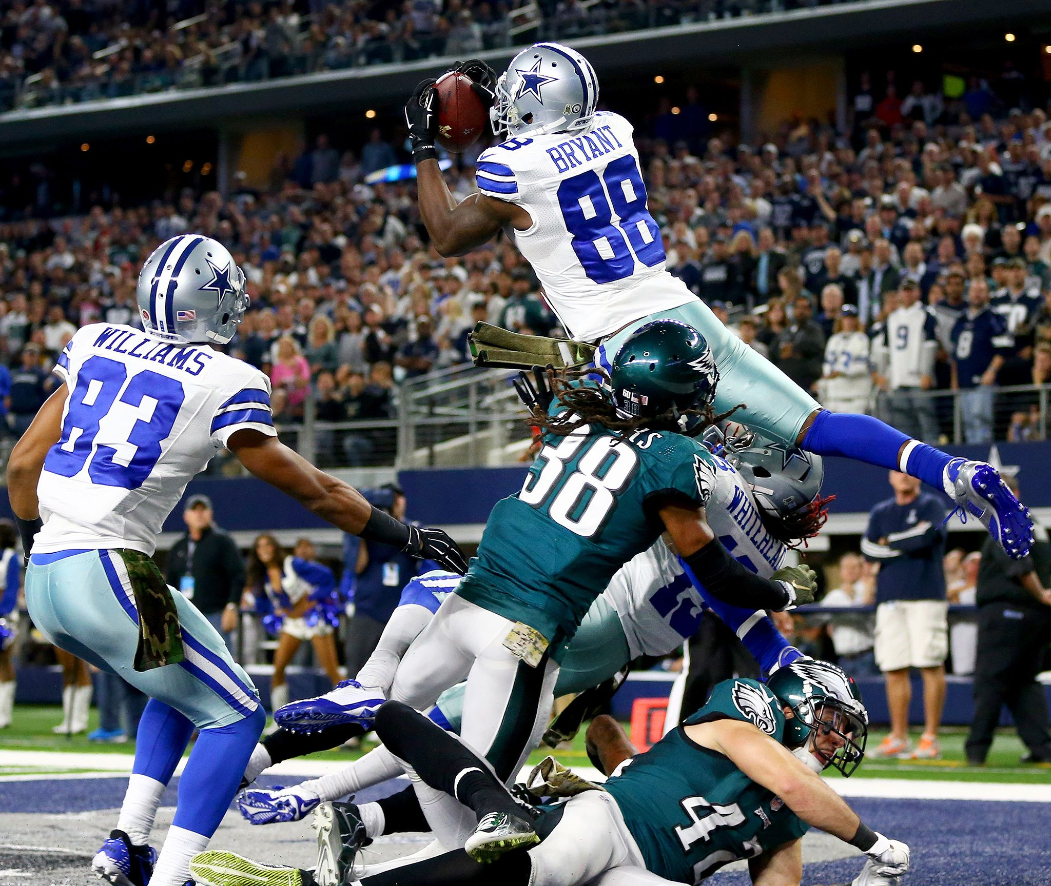 Dez Bryant s Eagles vs Cowboys ESPN