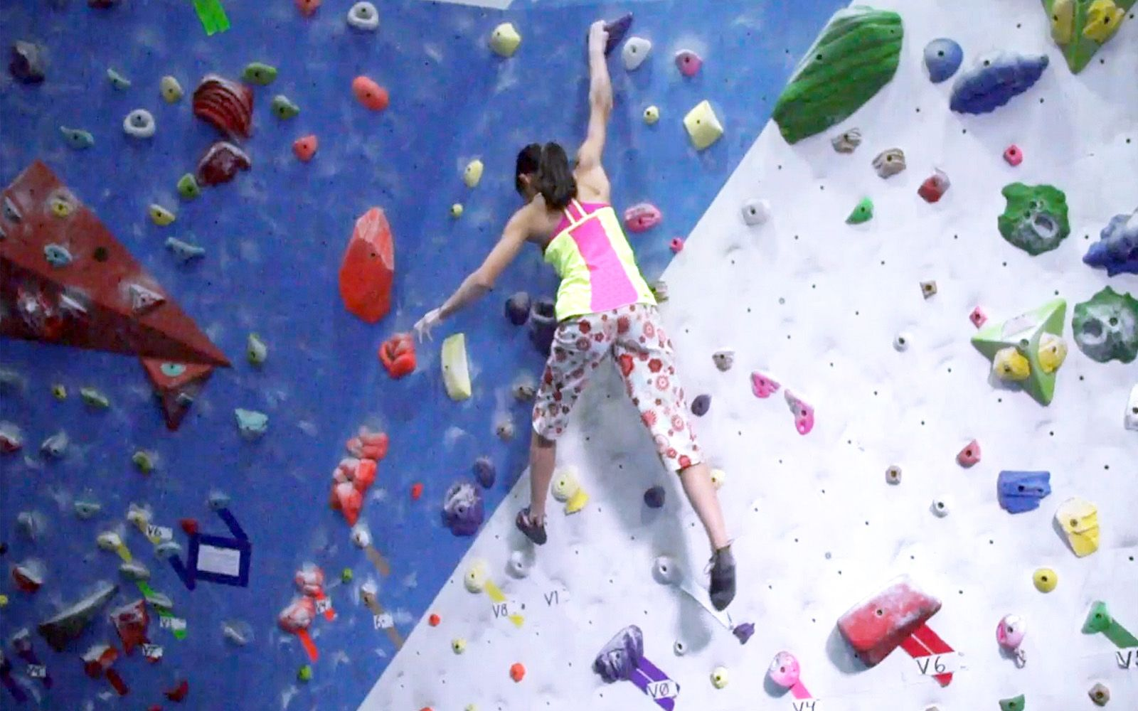 Ashima Shiraishi Could Become Best Female Climber In The