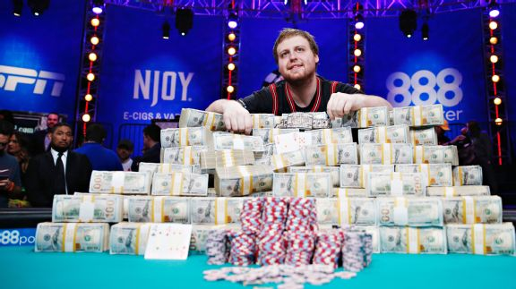 Image result for World Series of Poker 2016