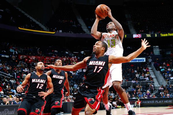 Atlanta Hawks sign Ryan Kelly, Lamar Patterson to multiyear