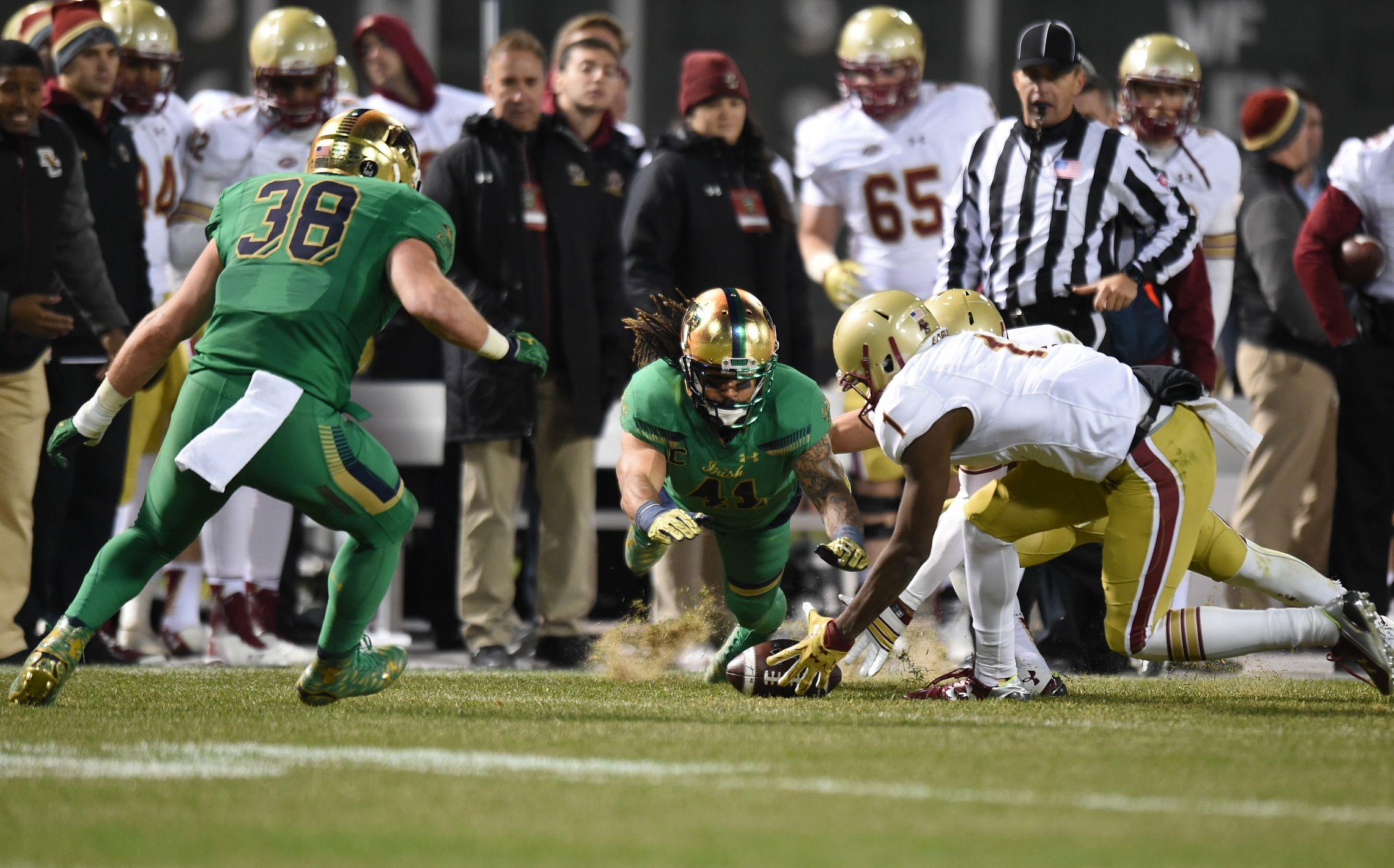 Will Fuller - Notre Dame Football Blog