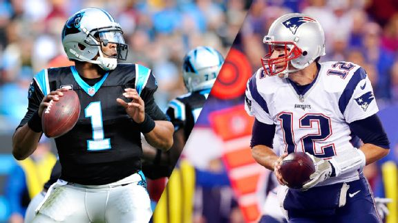 Starting a team today? A case for Cam Newton over Tom Brady