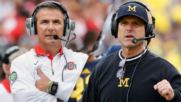 Follow live: Wolverines struggling to stop Buckeyes at the Big House