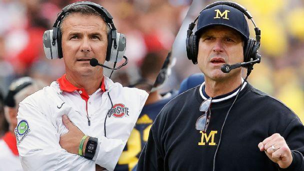 Follow live: Michigan FG trims OSU's lead at the Big House