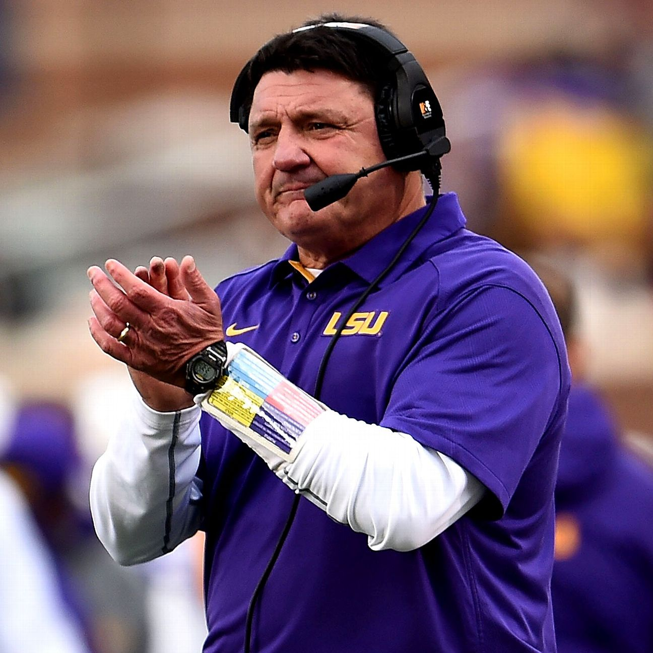 Ed Orgeron says LSU Tigers offense will change, but how ...
