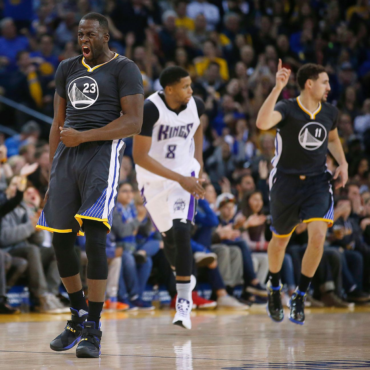 Warriors ratchet up the streaks: 18 this season, 22 dating to l…