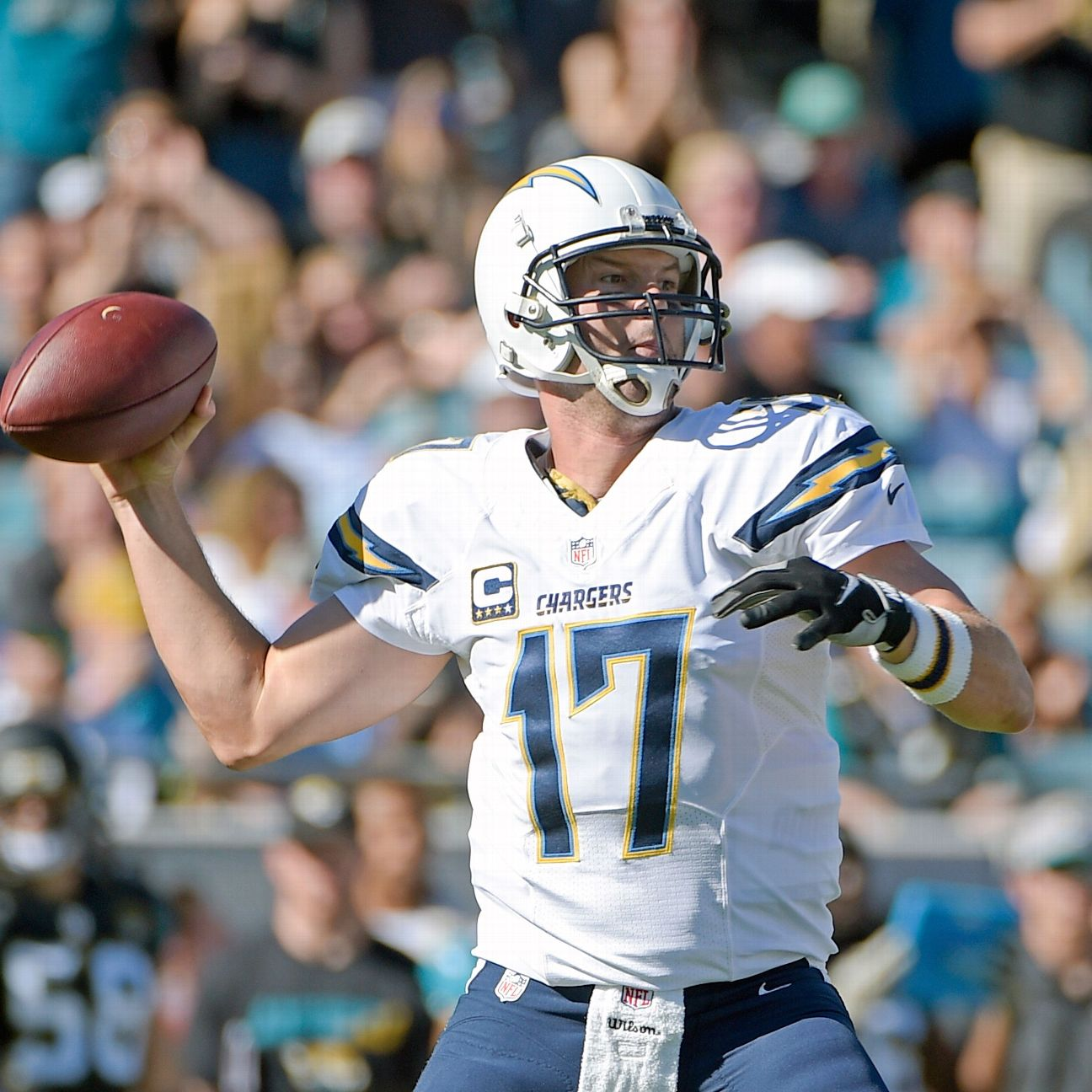 San Diego Chargers Espn: Philip Rivers Of San Diego Chargers Notches Multiple