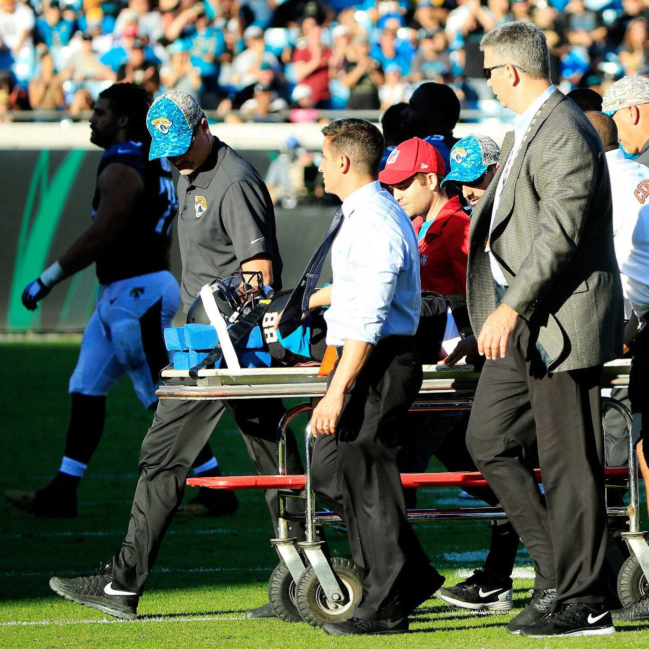 Jaguars WR Allen Hurns unlikely to play against Titans