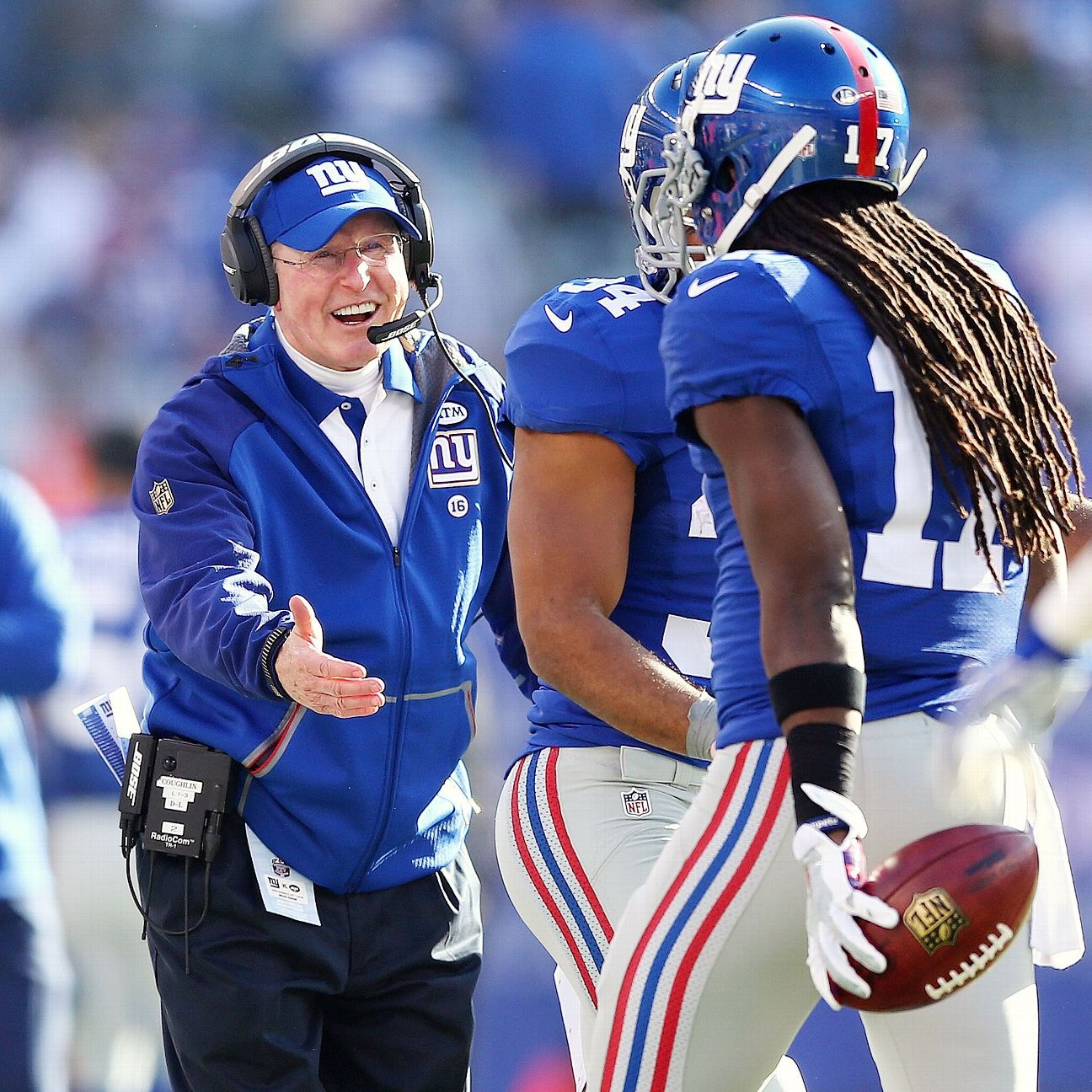 Jason Pierre Paul 5 Greatest Moments For The Year 2015: Robert Ayers Up, Tom Coughlin Down In New York Giants