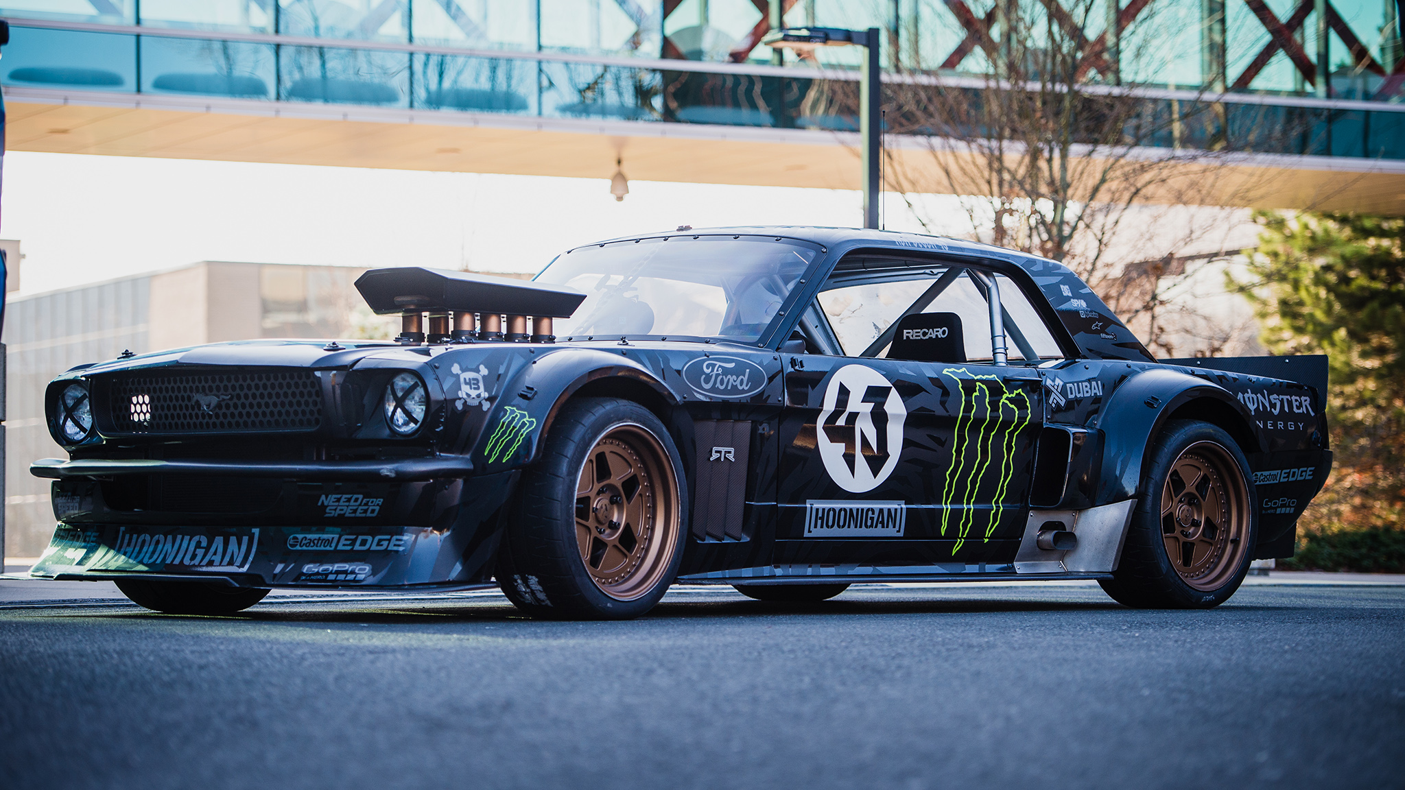 Ken Block S Official X Games Athlete Biography