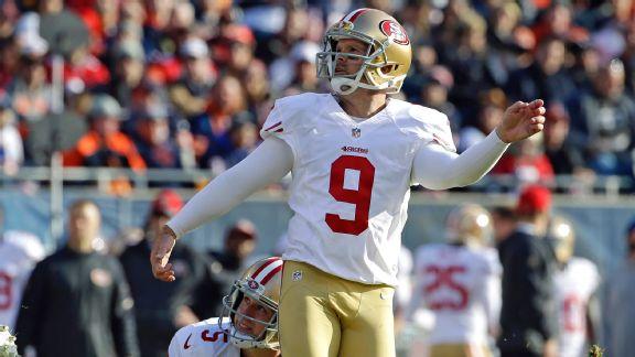 NFL Jerseys Wholesale - Phil Dawson Stats, News, Videos, Highlights, Pictures, Bio - San ...