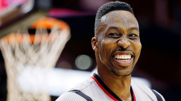 Dwight Howard finds the best place for one more chance