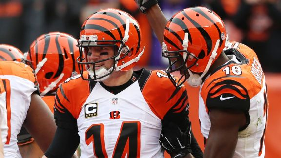Andy Dalton/A.J.Green