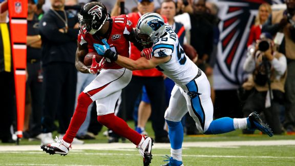 Youth Atlanta Falcons Jon Asamoah Pro Line Team Color Jersey