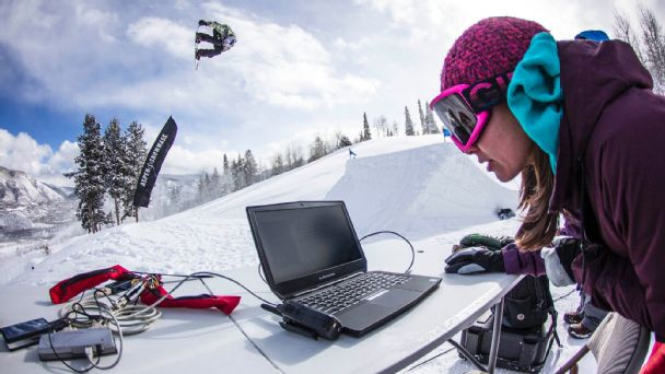 Mark McMorris, Intel, X Games Aspen