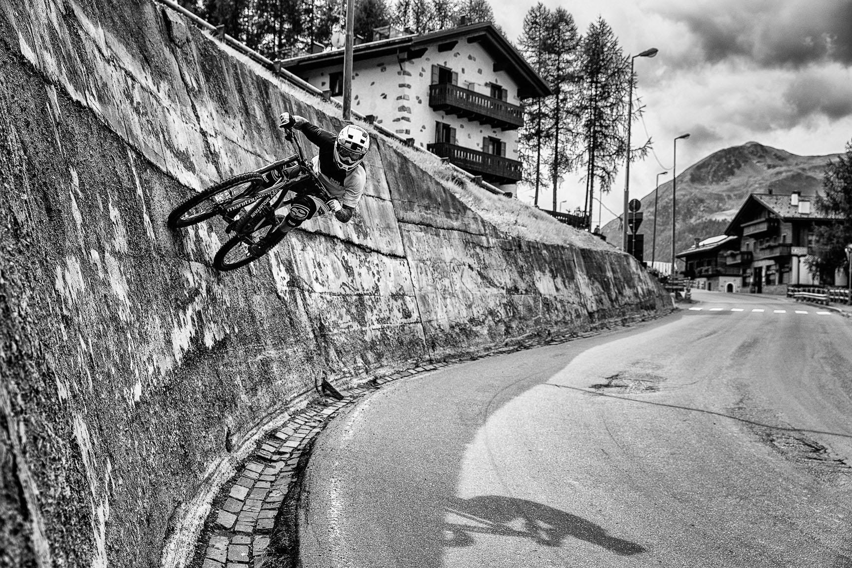 Geoff Gulevich, Italy