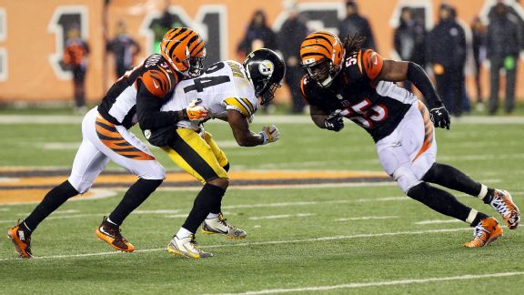 Bontaze Burfict, Antonio Brown