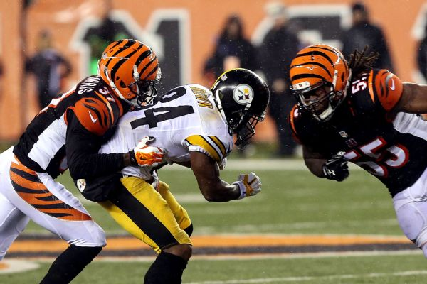 With Green expecting to practice, Bengals-Steelers could be full strength