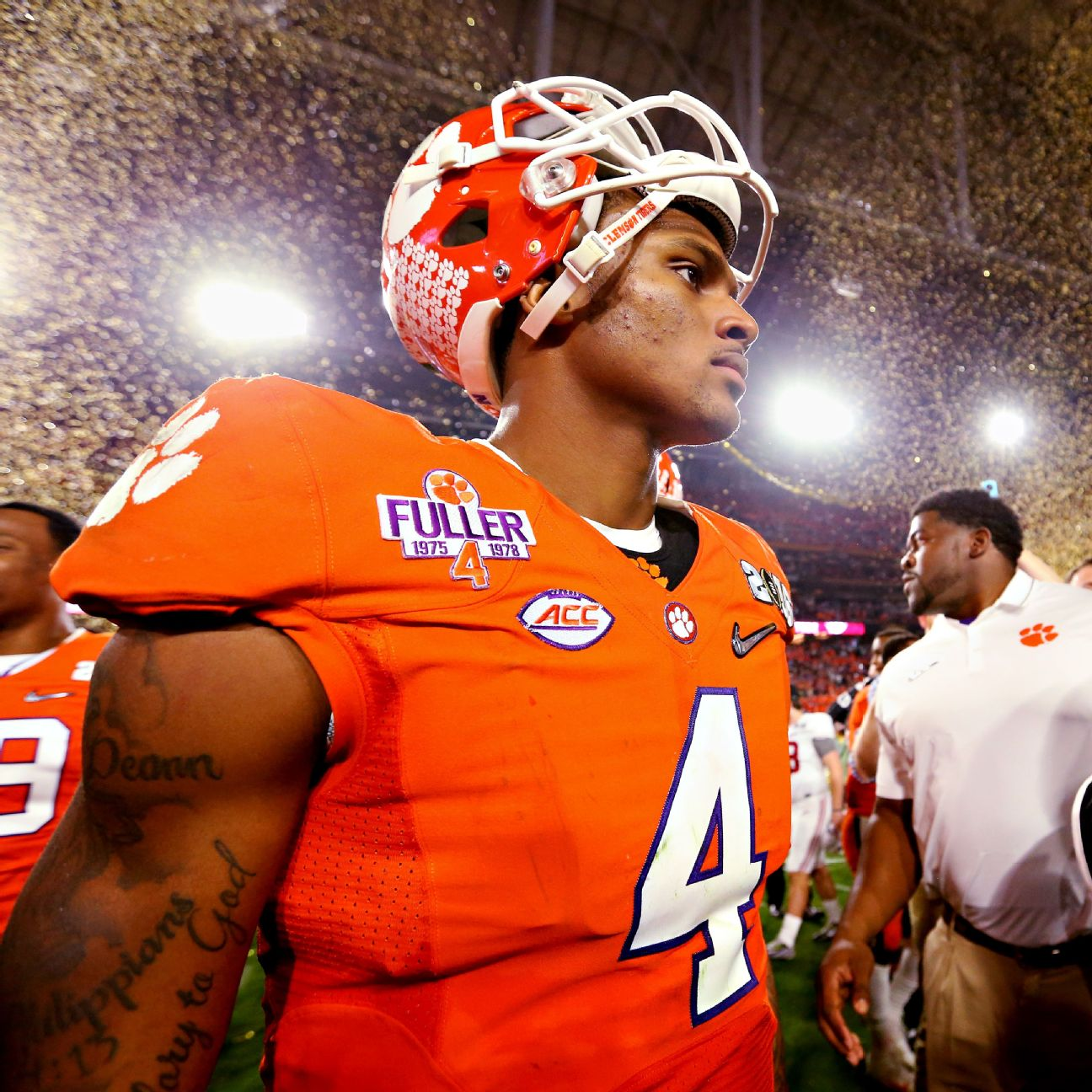 Deshaun Watson's decision to go to Clemson and its domino ...