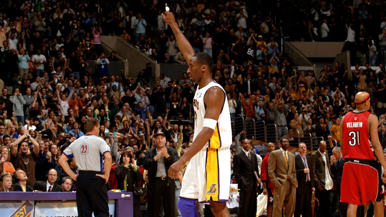 How Los Angeles Lakers  Kobe Bryant made history with 81-point game 8abd7b24e