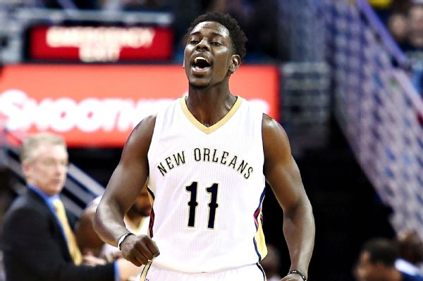 SPORTSJrue Holiday returns to Pelicans with his family's blessing	Email