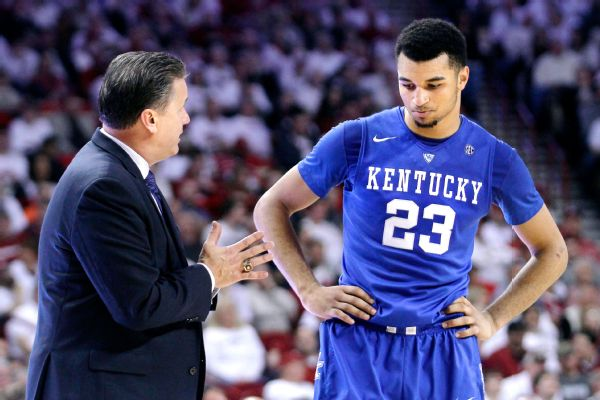 Jamal Murray at Celtics workout: 'I'm the best player…