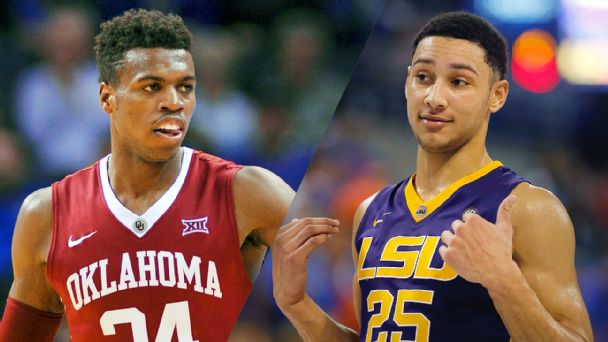 Buddy Hield and Ben Simmons