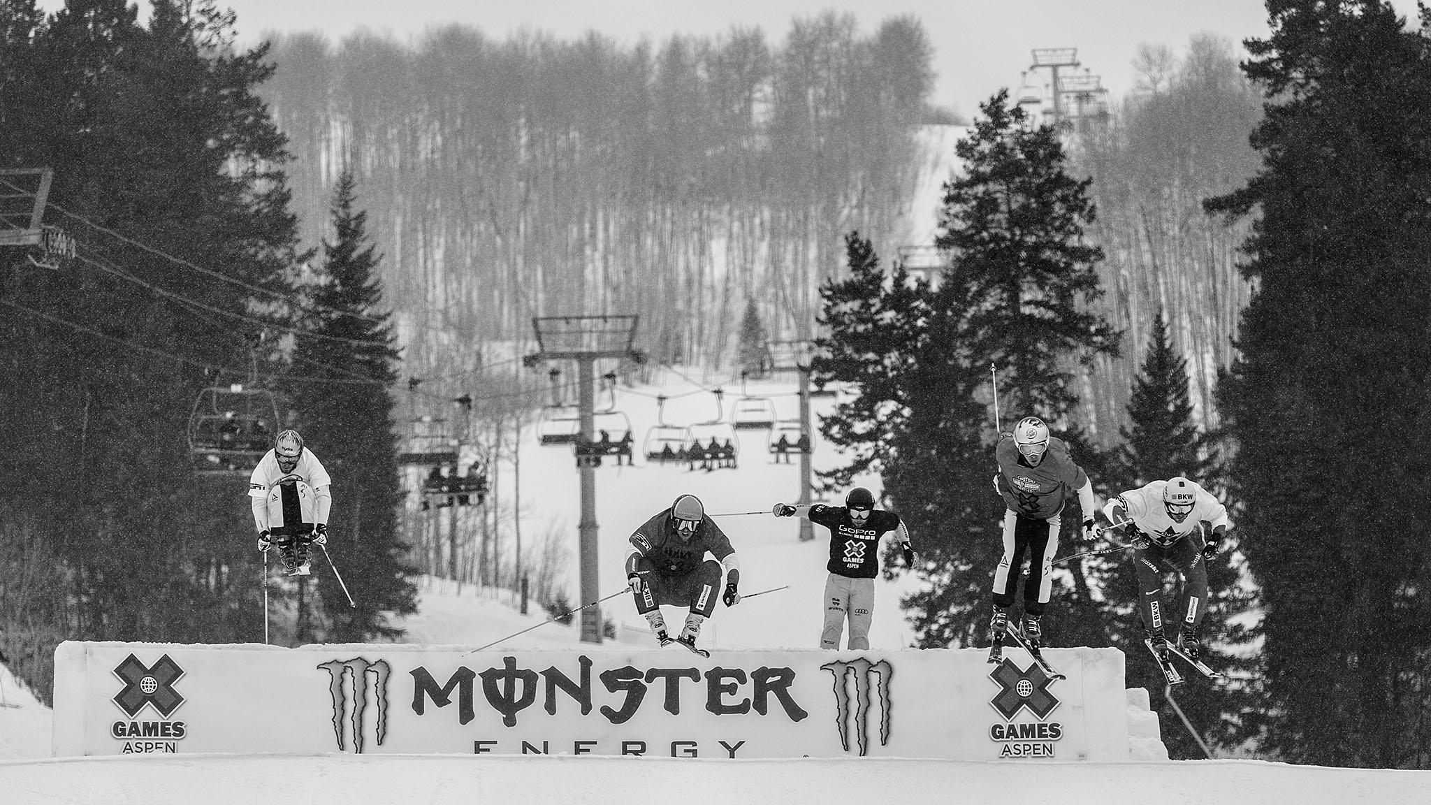 Men's Skier X