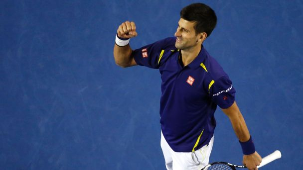 Follow live: Djokovic trails in 5th set Down Under