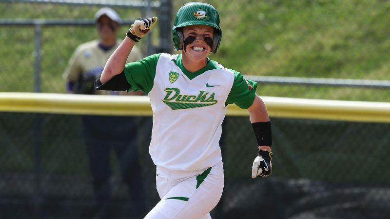 NCAA Softball Jenna Lilley