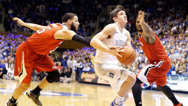 Duke wins back-to-back games but daunting stretch looms