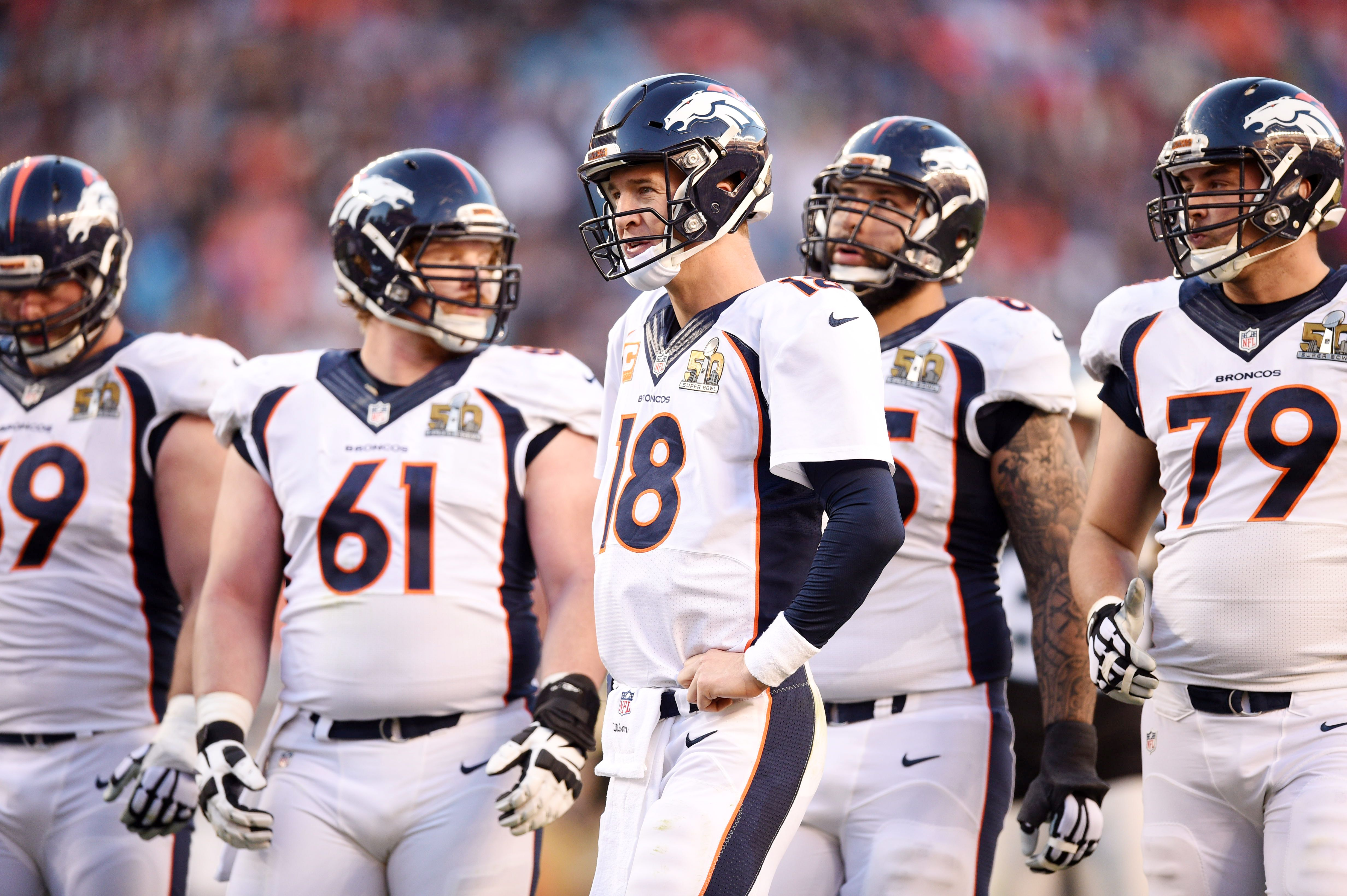 Manning waits